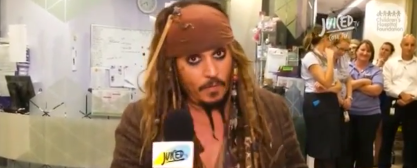 This is why you gotta love Captain Jack