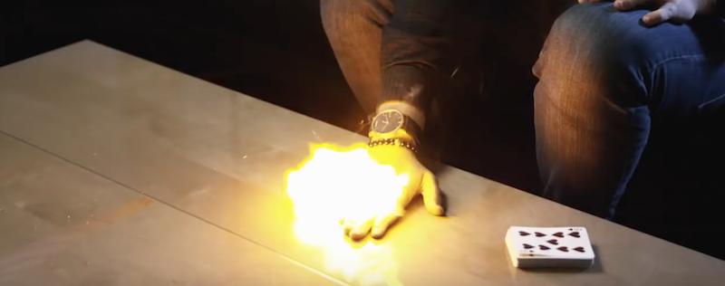 Pyro Mini – Woooah!